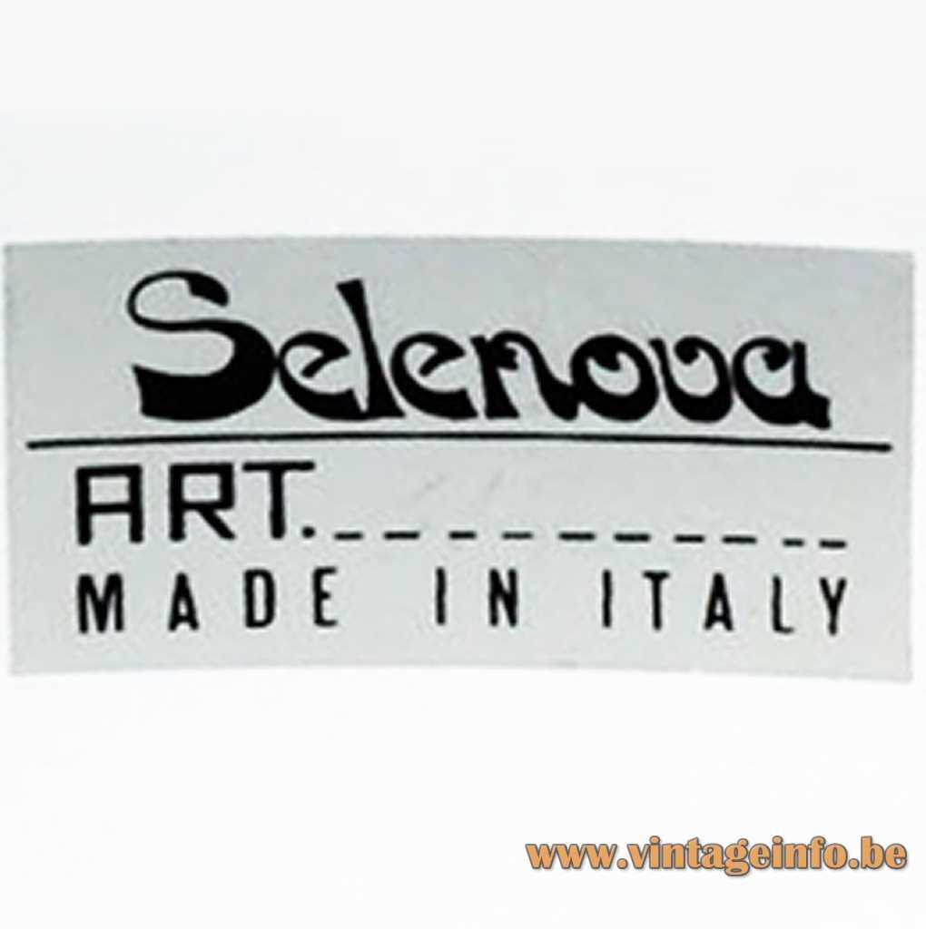 Selenova label