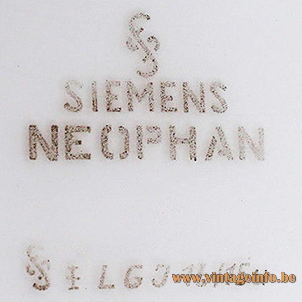 Siemens Neophan logo