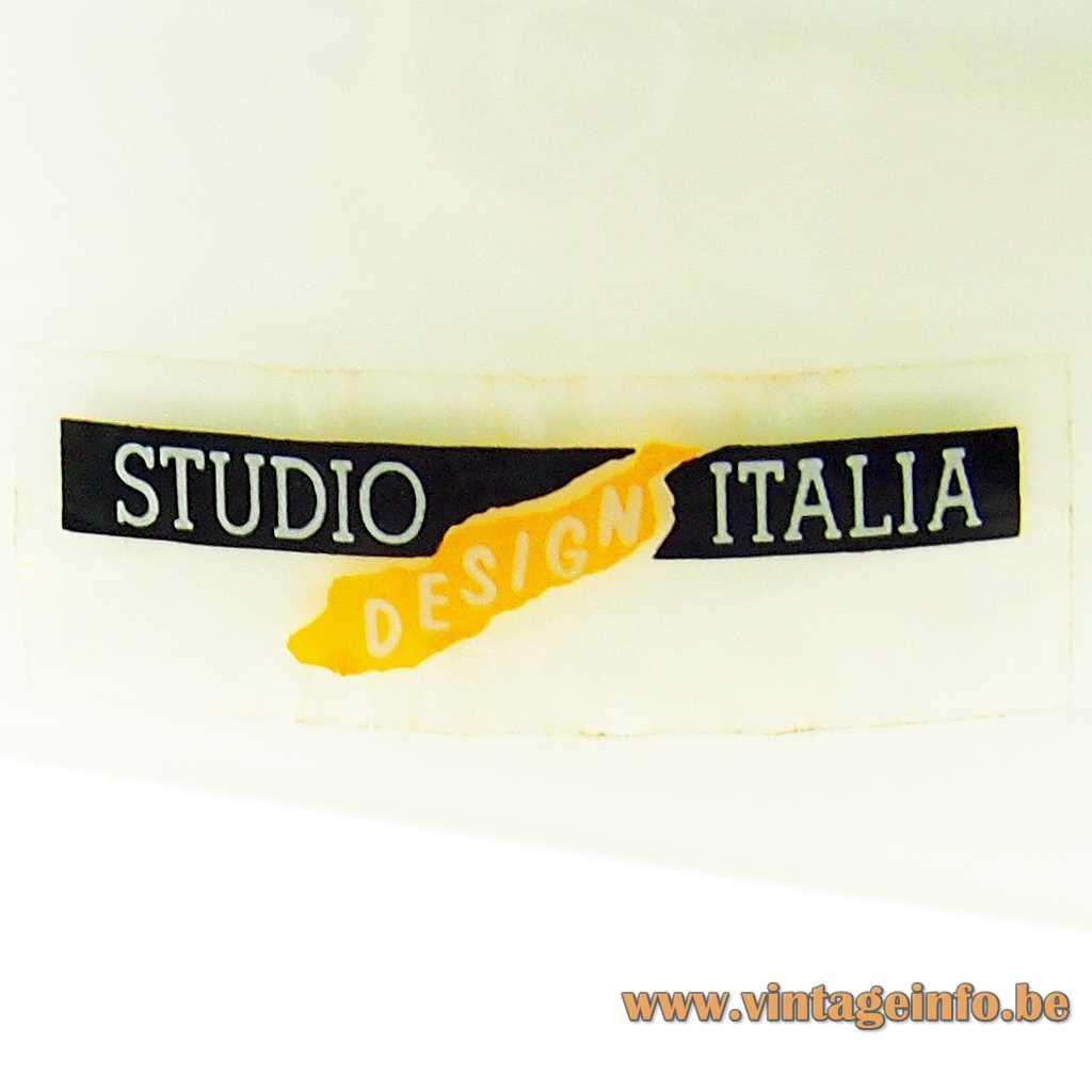 Studio Italia Design label