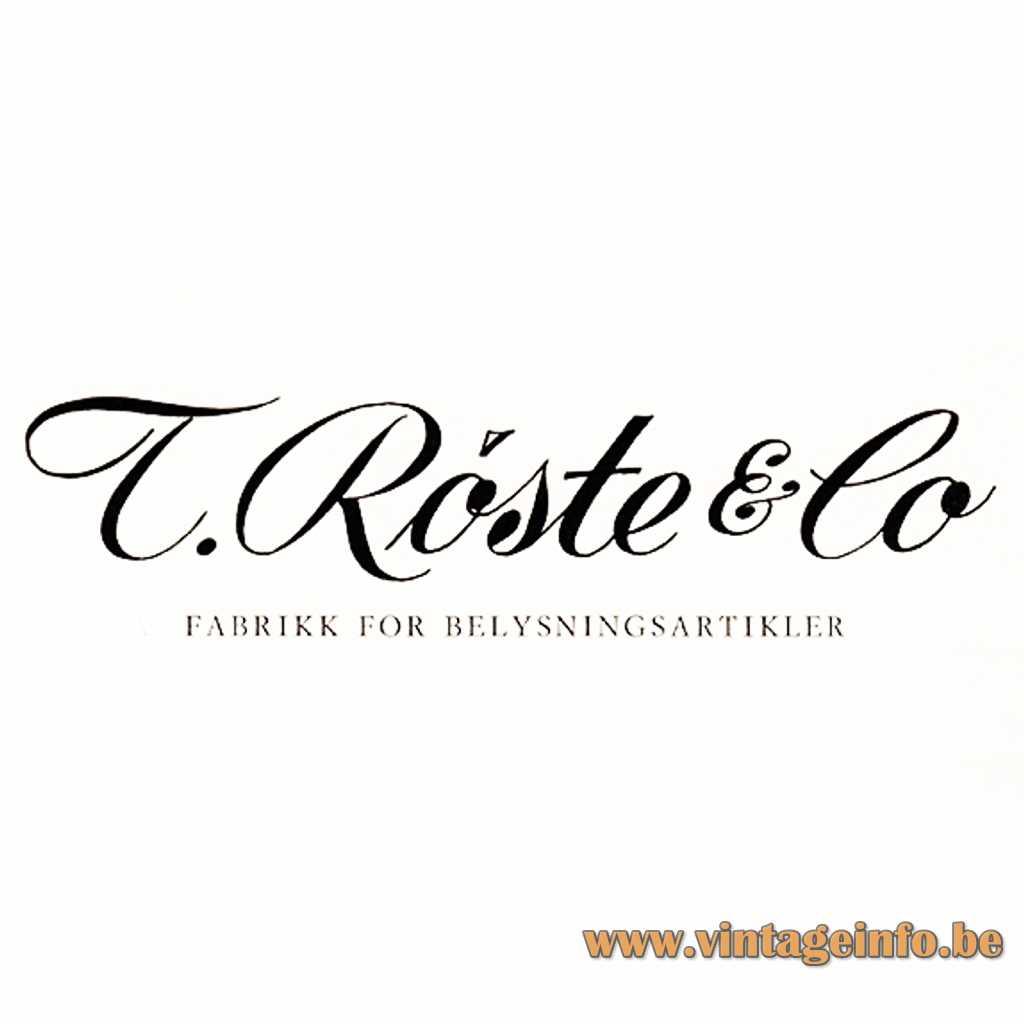 T. Roste & Co logo