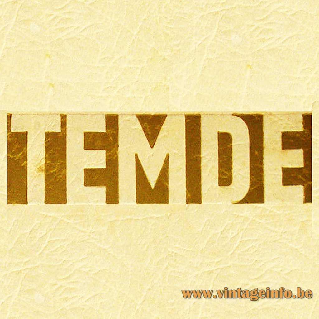 TEMDE 1931 logo