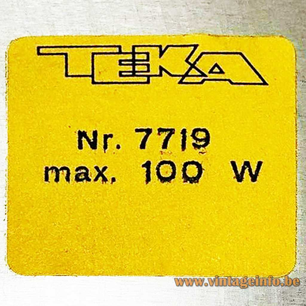 Teka label