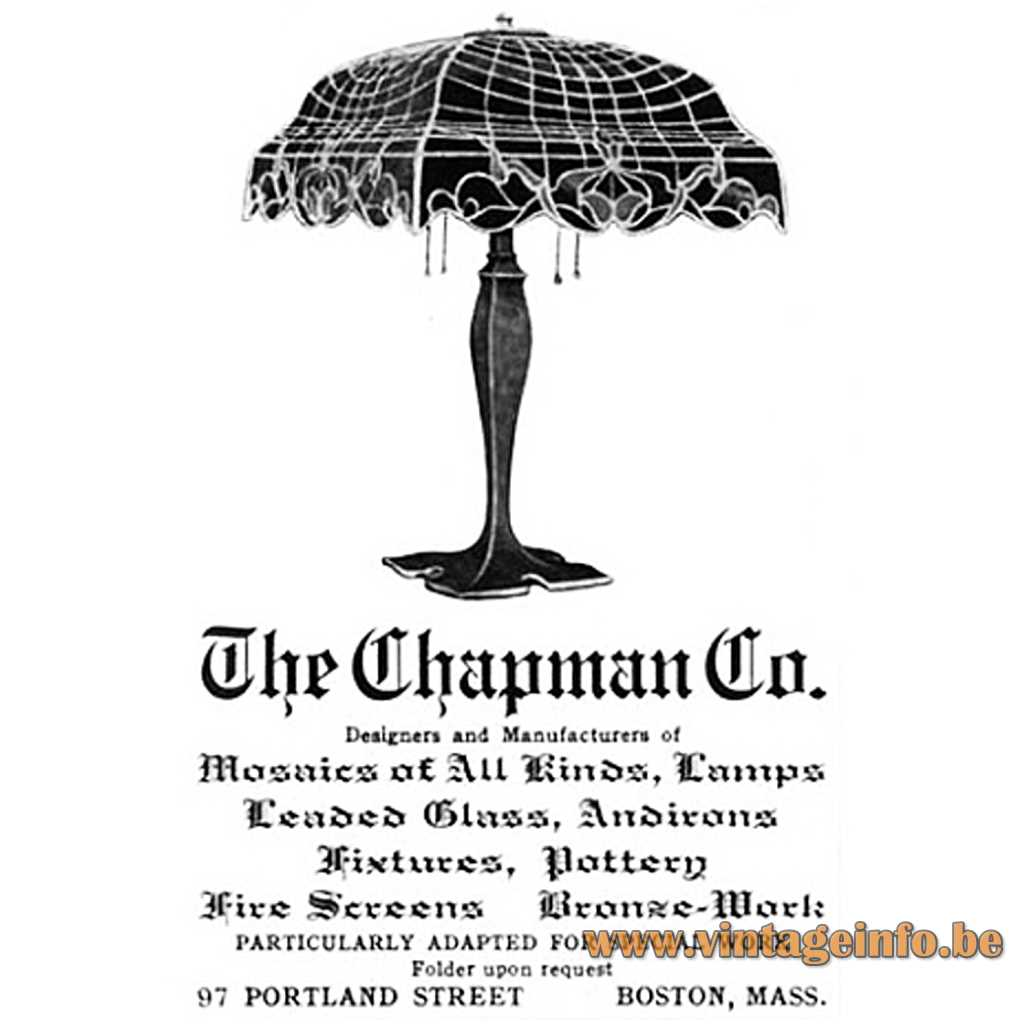 The Chapman Company logo