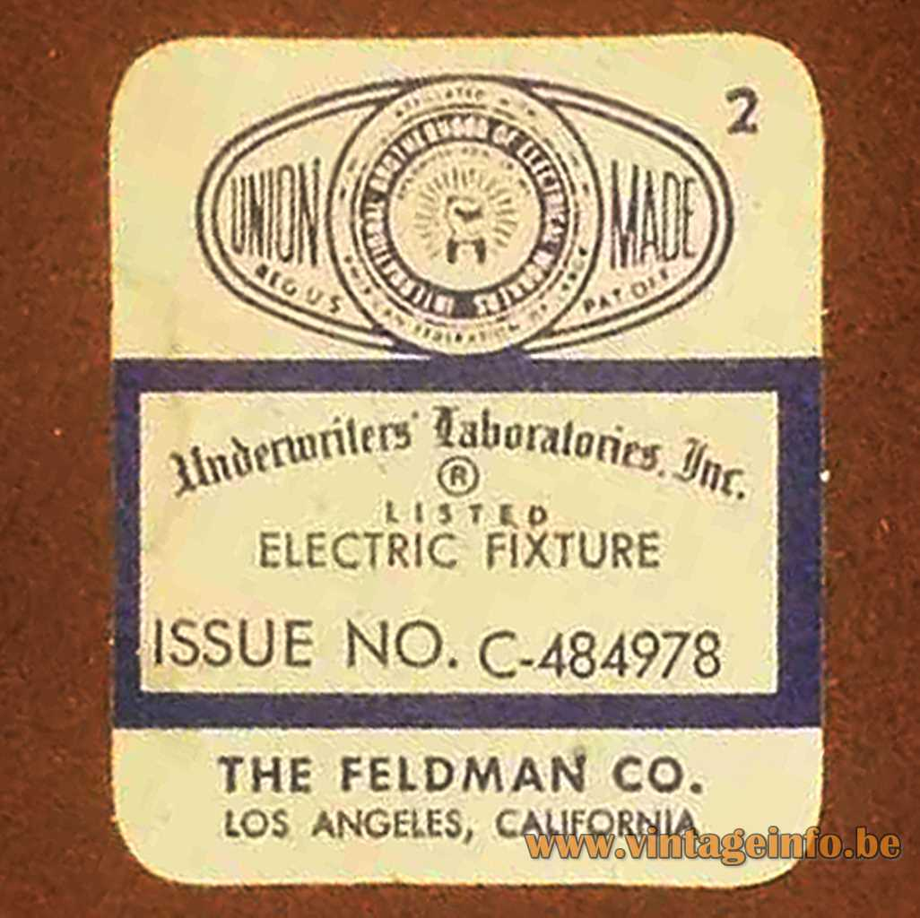 The Feldman Co, Los Angeles label