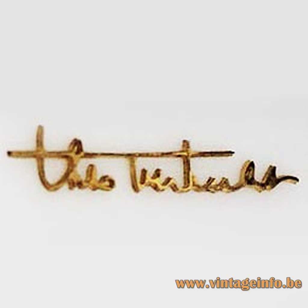 Theo Verhulst signature