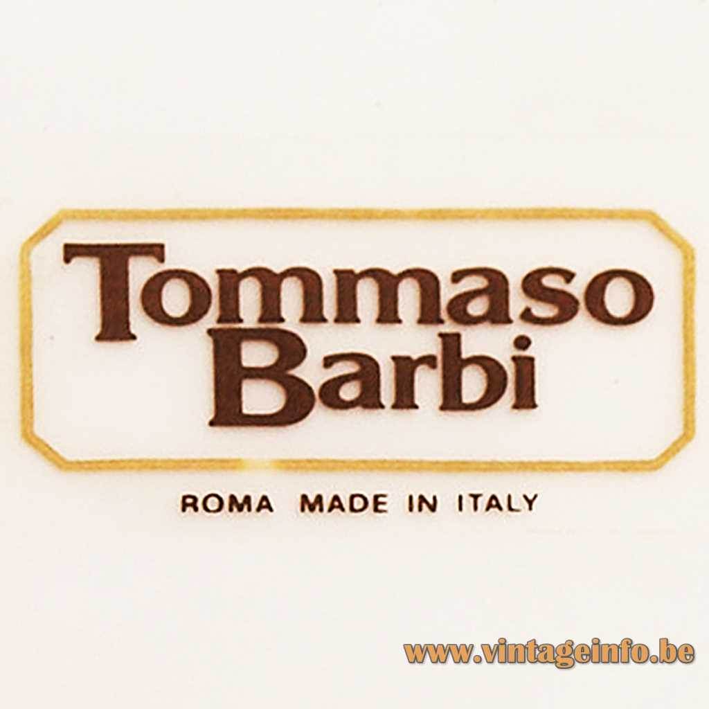 Tommaso Barbi Logo - Label