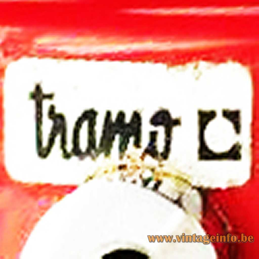 Tramo label