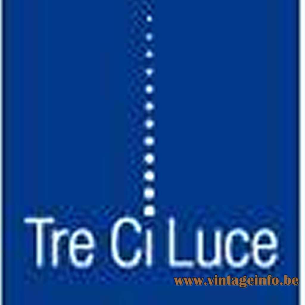 Tre Ci Luce Logo