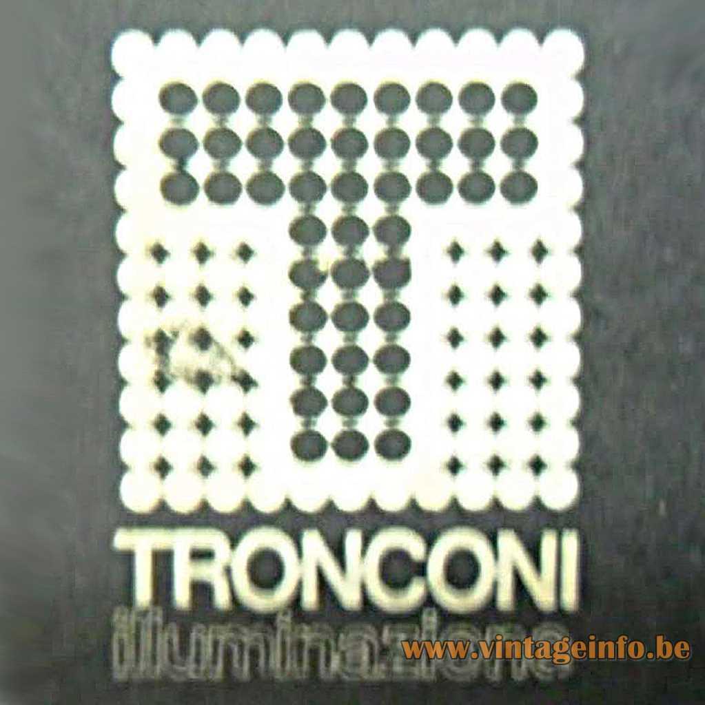 Tronconi label