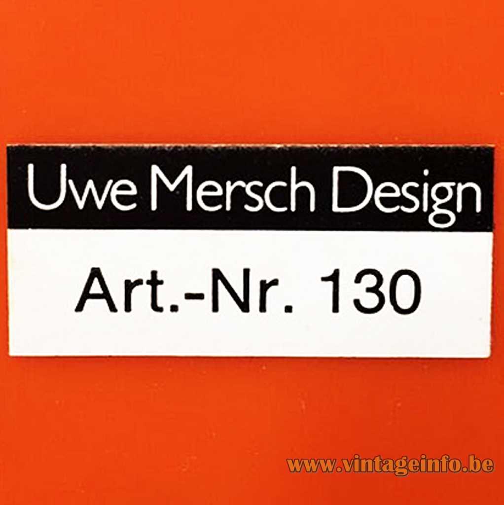 Uwe Mersch Design label