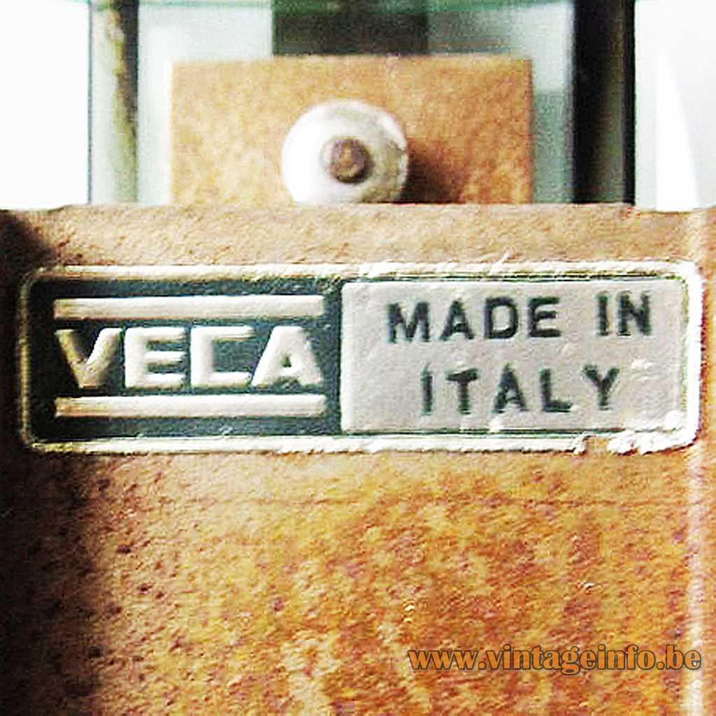 VECA - Made in Italy label