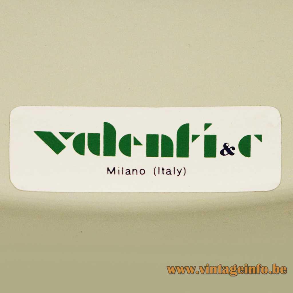 Valenti Italy label