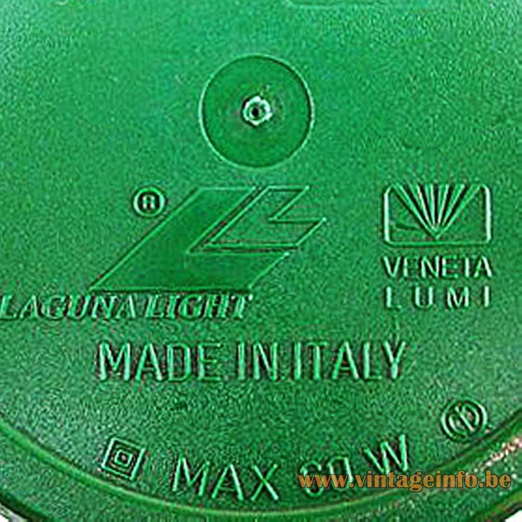 Venata Lumi Laguna Light pressed label