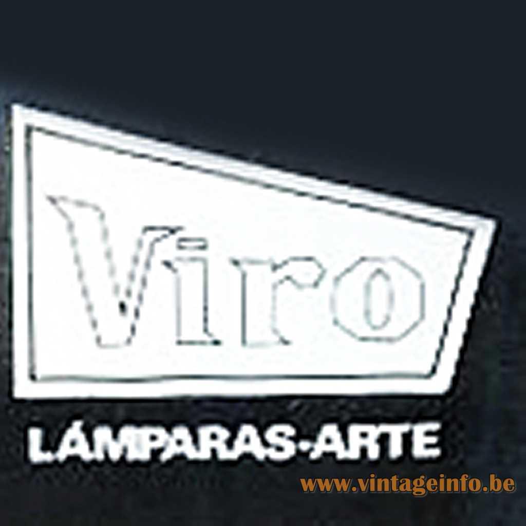 Viro Lamparas Arte Spain logo