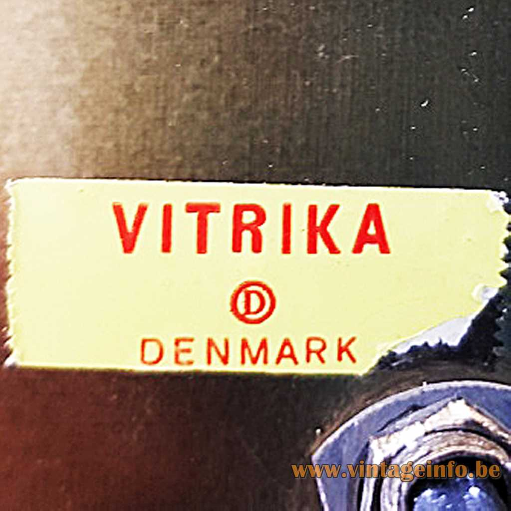 Vitrika label