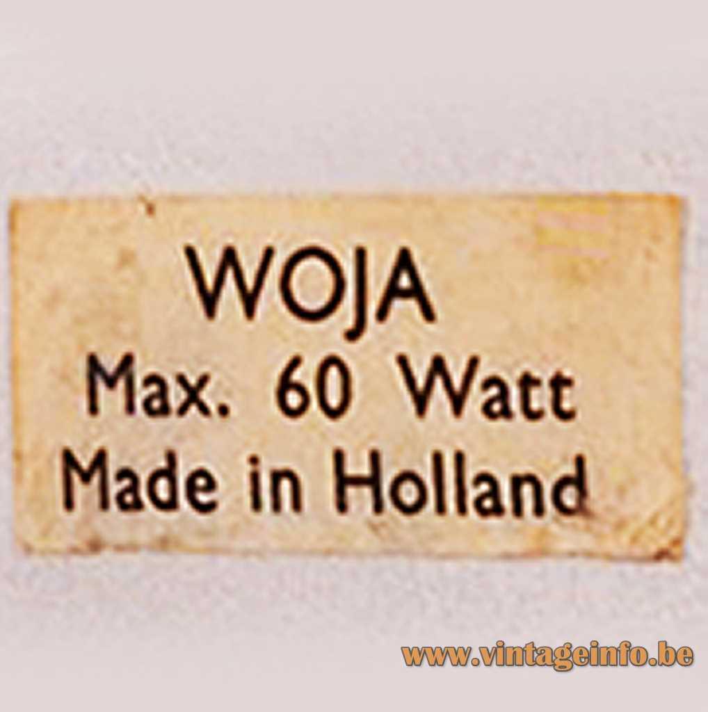 WOJA label