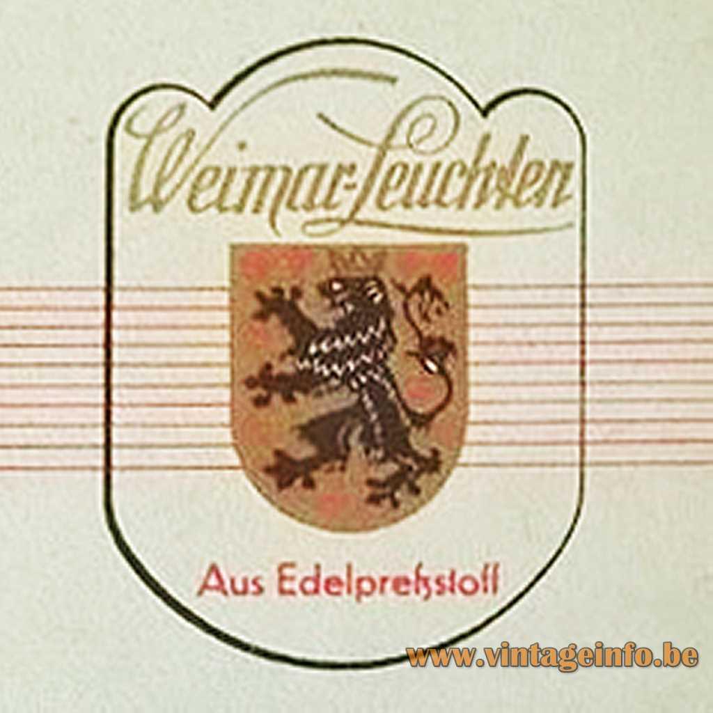 Weimar-Leuchten logo
