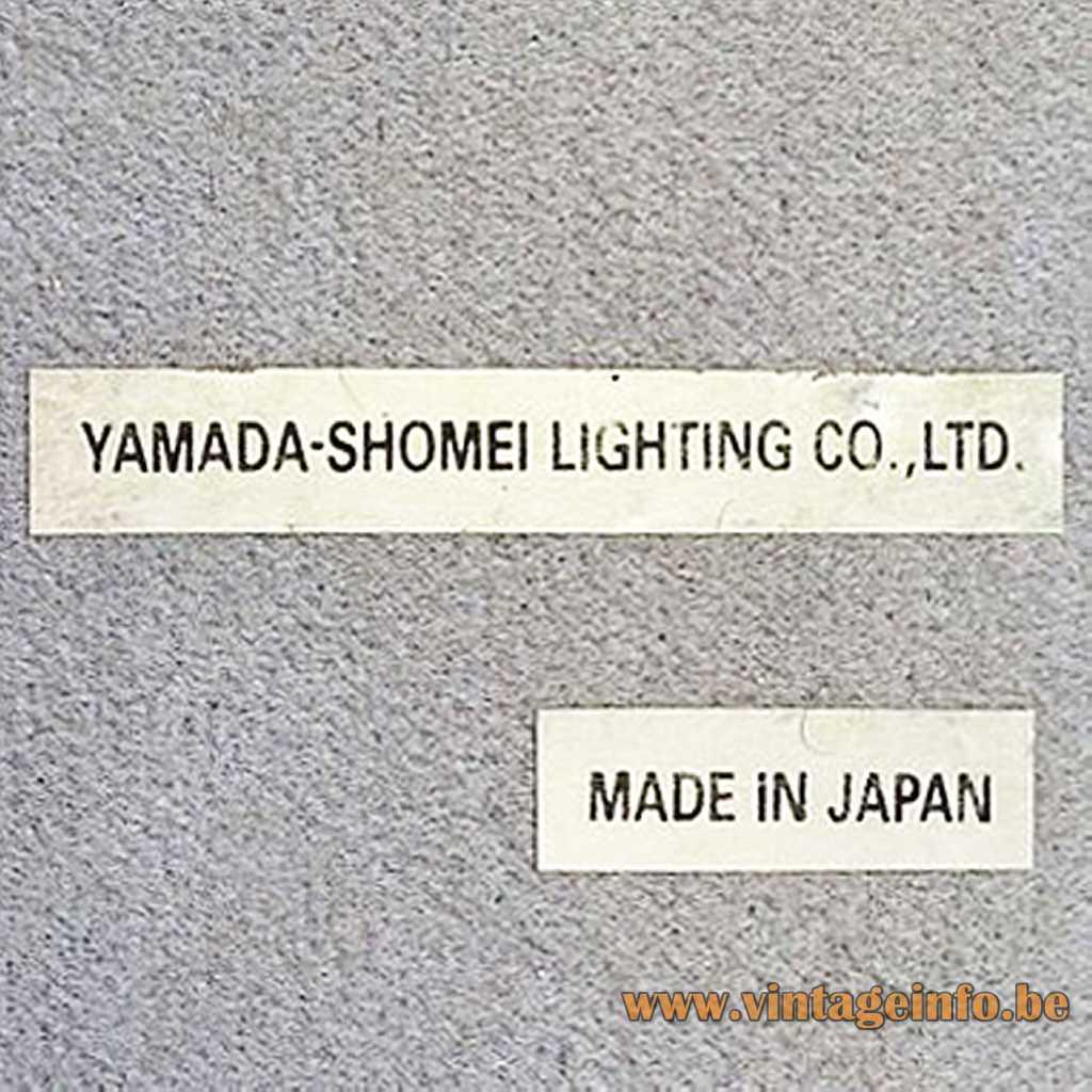 Yamada Shomei label