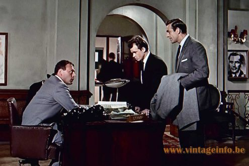 Dazor desk lamp 2008 used as a prop in the 1963 James Bond film From Russia With Love