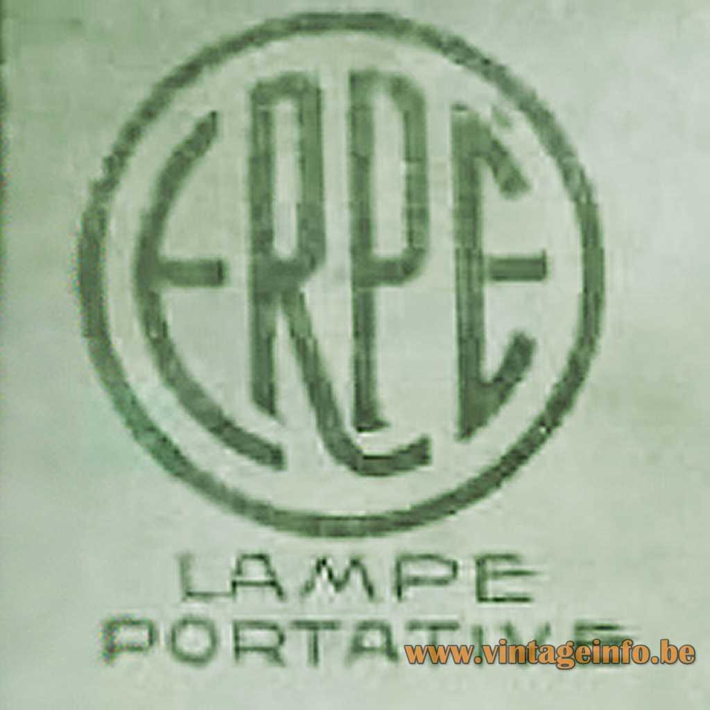 Erpé Logo, Brussels, Belgium