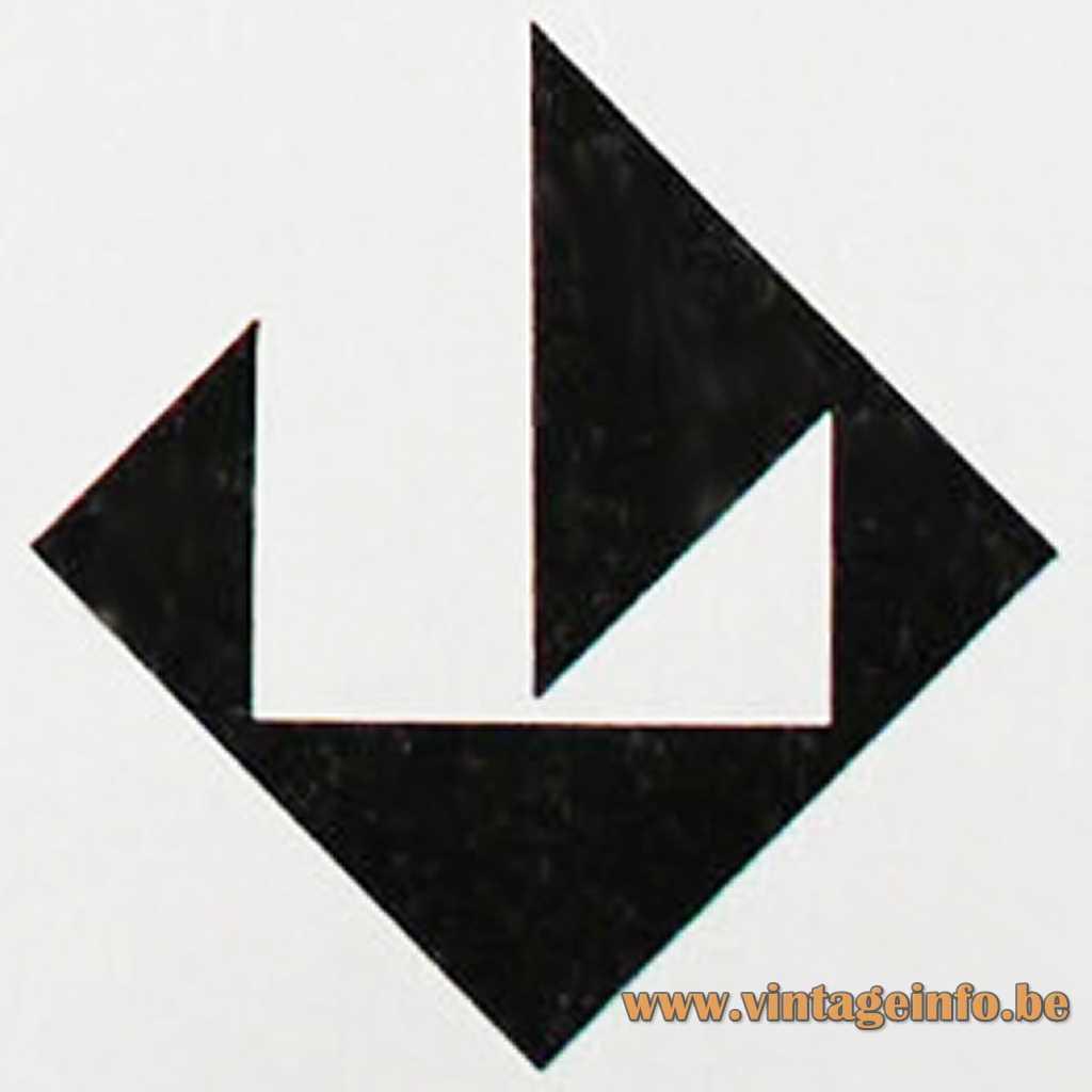 Lüber logo 1964