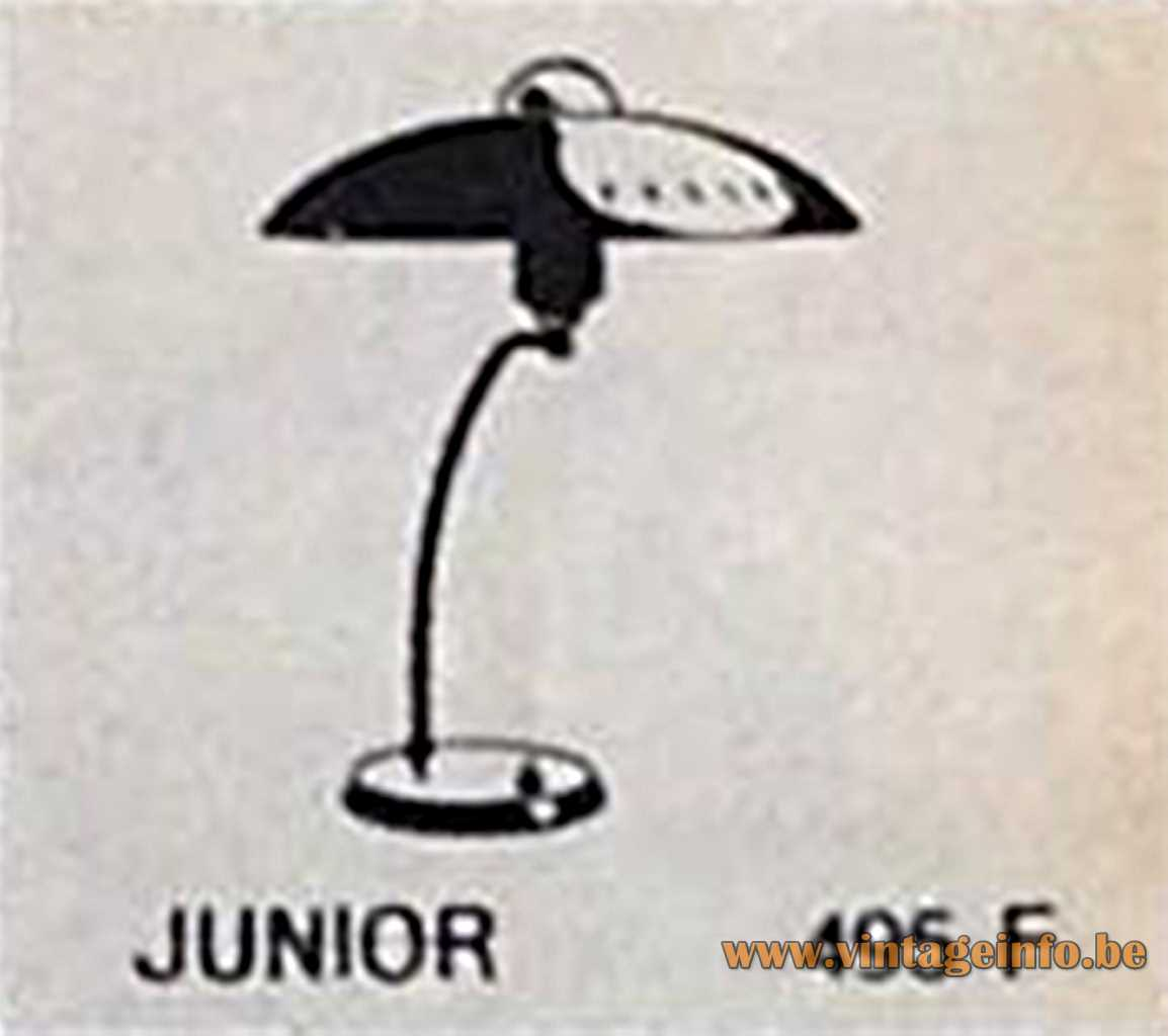 Philips Junior Desk Lamp - Catalogue Picture
