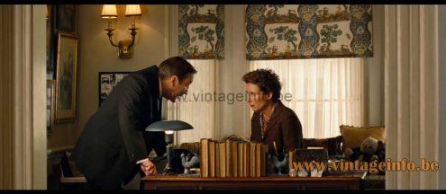 Louis Kalff Bijou desk lamp used as a prop in the 2013 film Saving Mr Banks