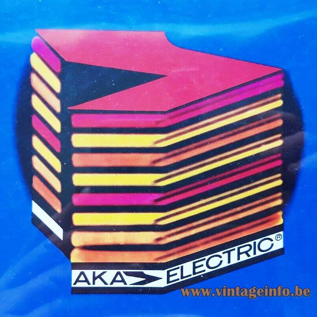 AKA Electric Germany 1970s label