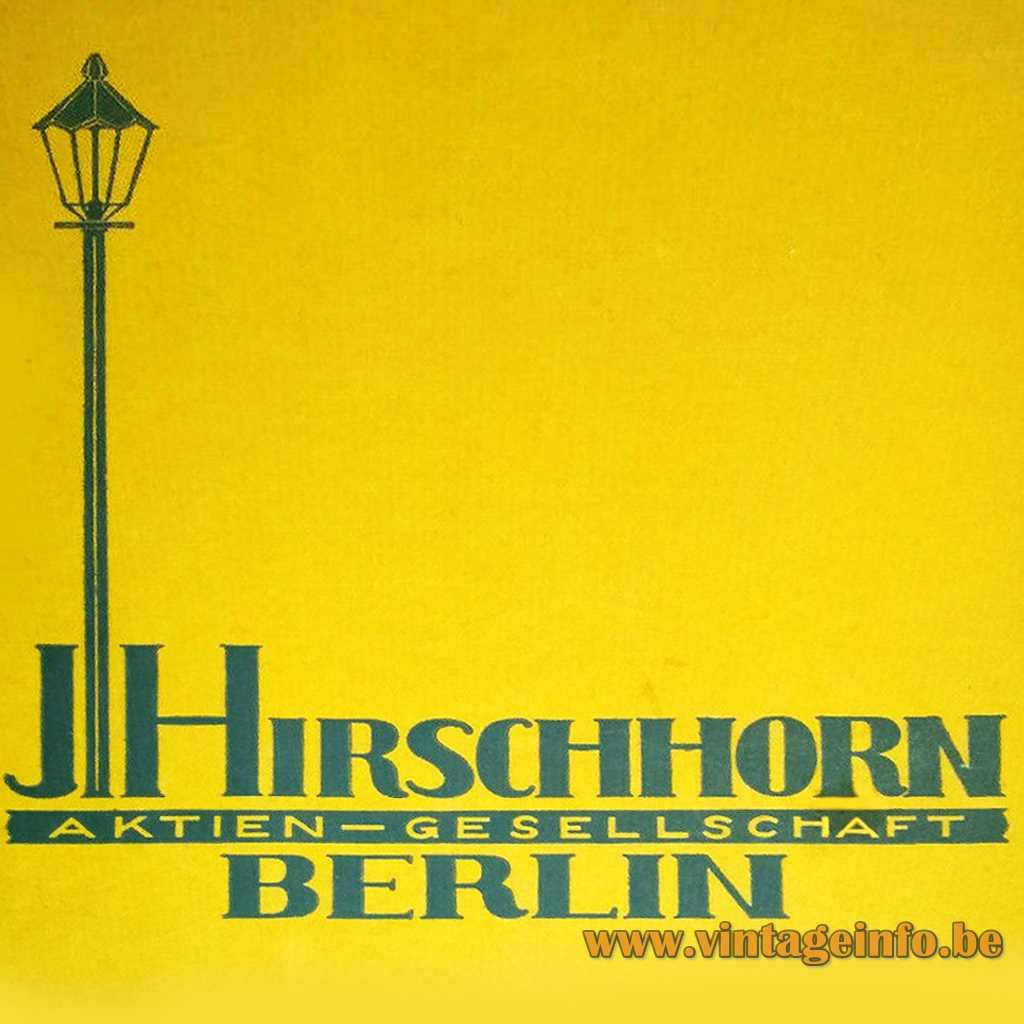 Hirschhorn AG Berlin Logo