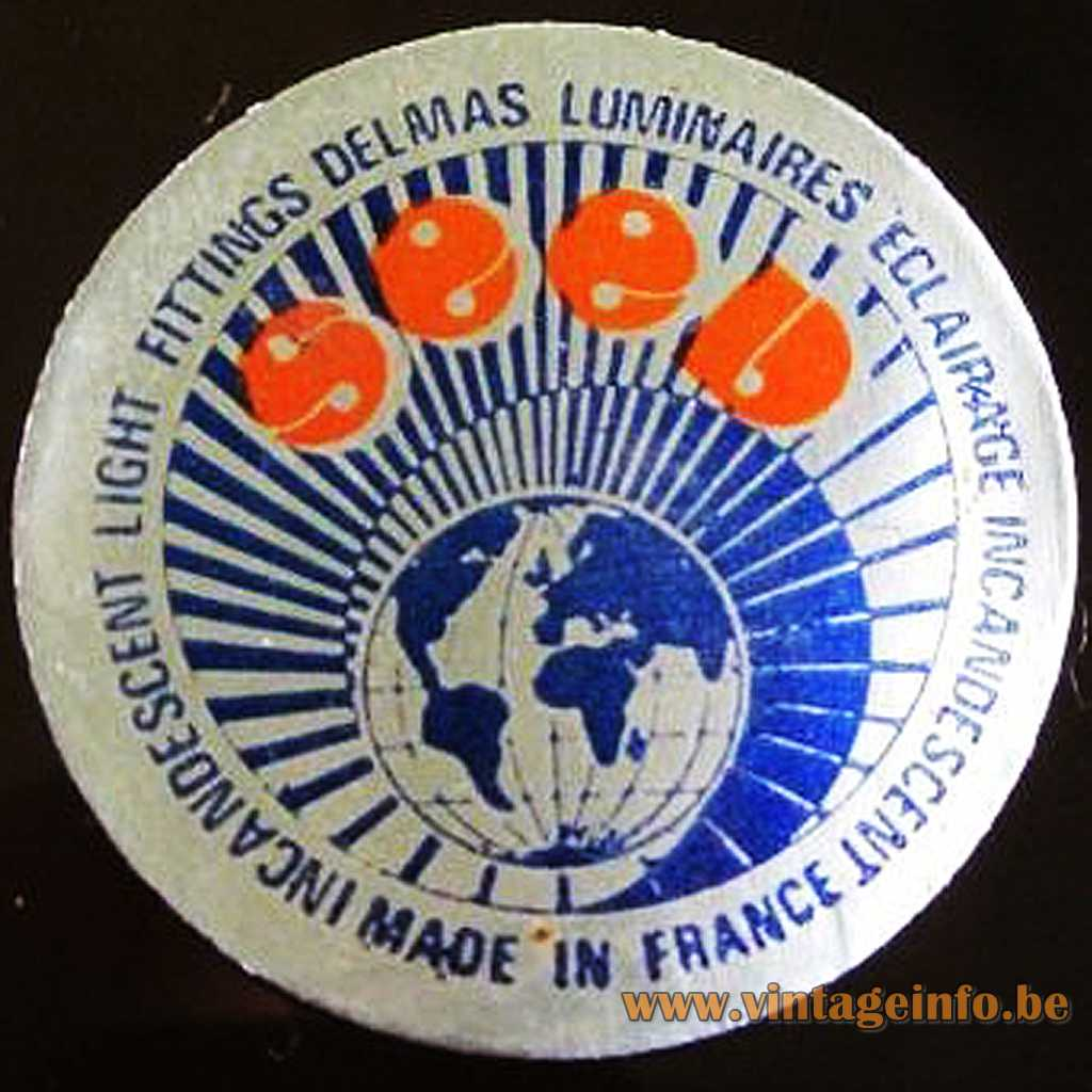 Delmas Luminaires Label