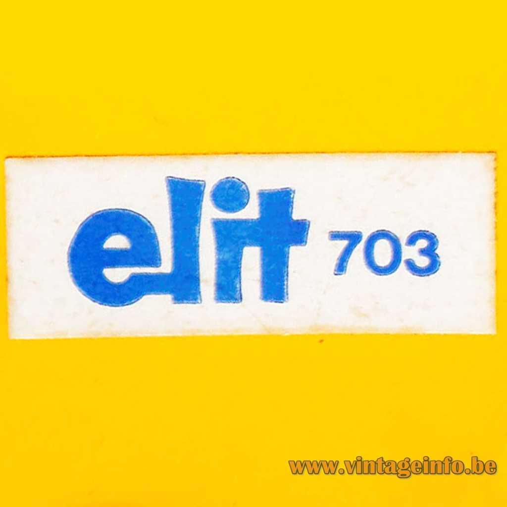 Elit AB Sweden label