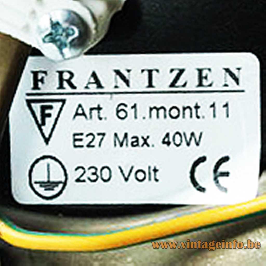 Frantzen label