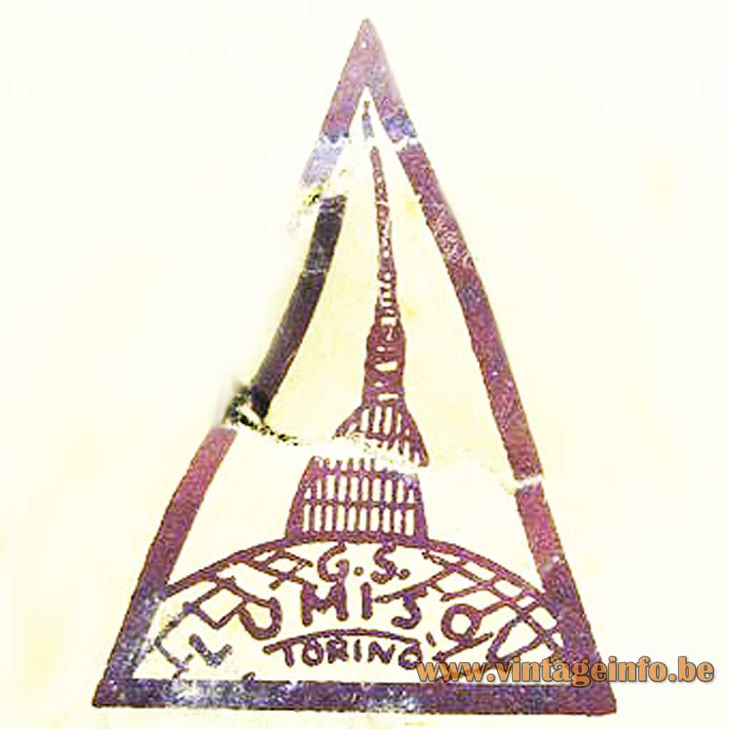 G.S. Lumisol Torino Logo Label