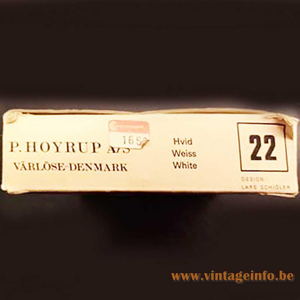Hoyrup Label