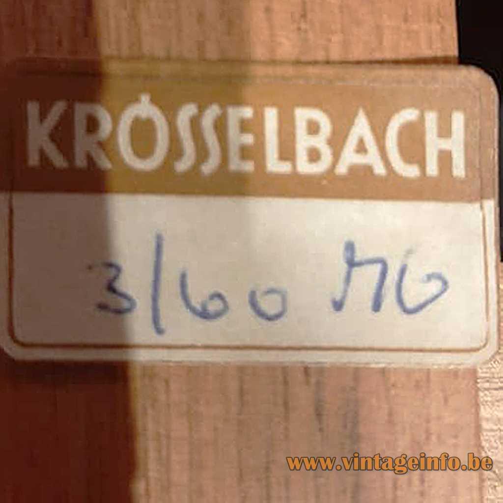 Keramikwerkstatt Krösselbach Label