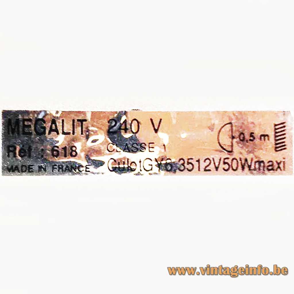 Megalit France Label