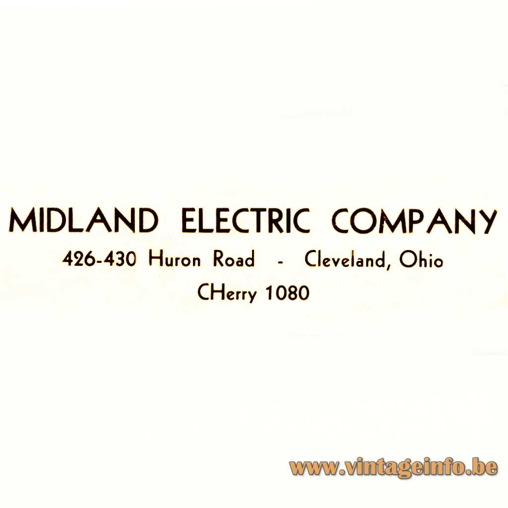 Midland Electric Company logo