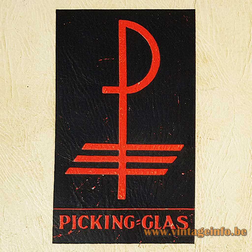 Picking Glass Logo Germany