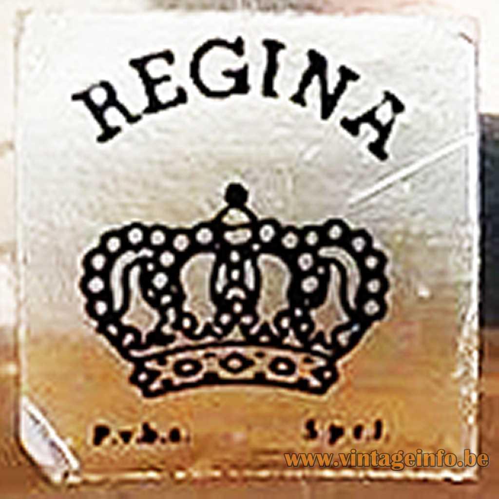 Regina Belgium Label