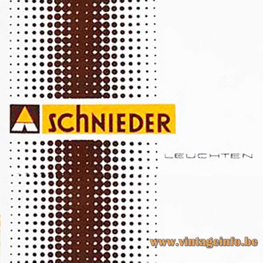 Schnieder Leuchten Germany Logo