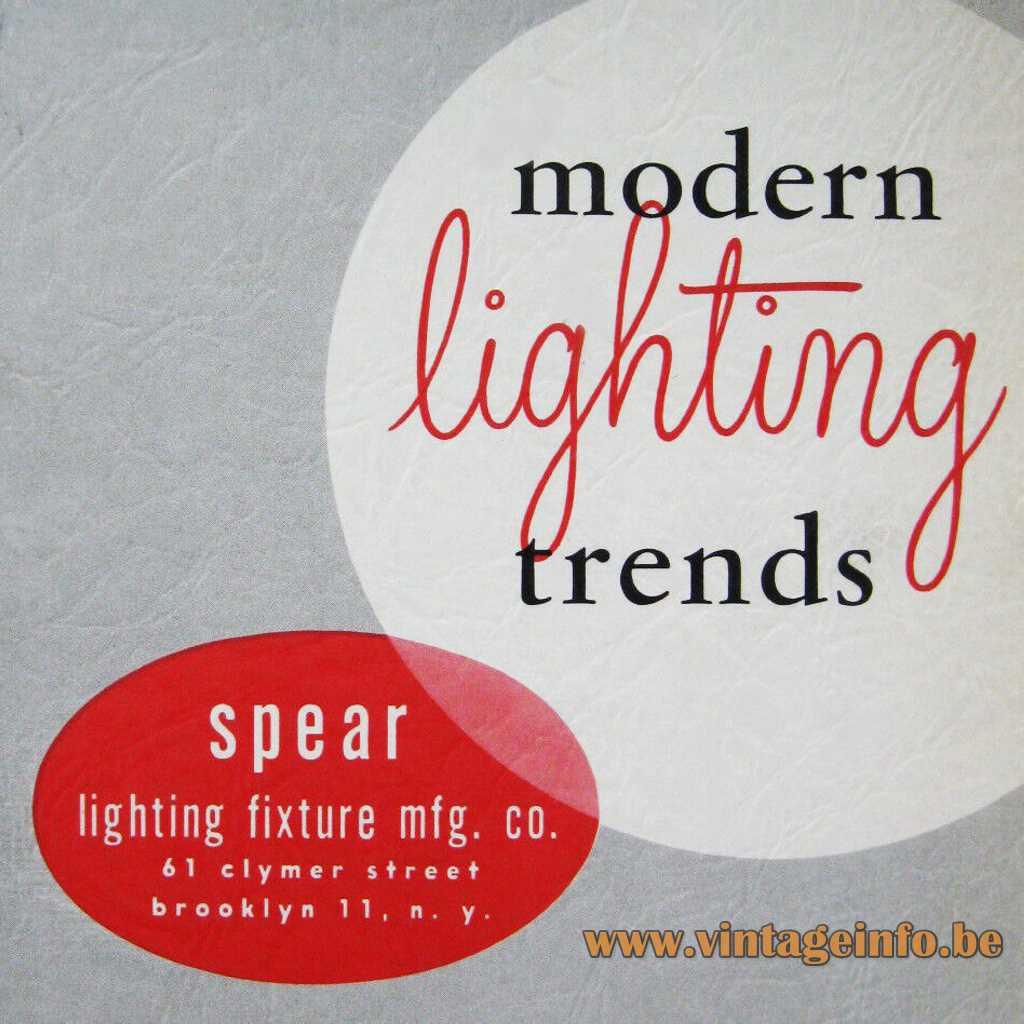 Spear Lighting Logo NY USA