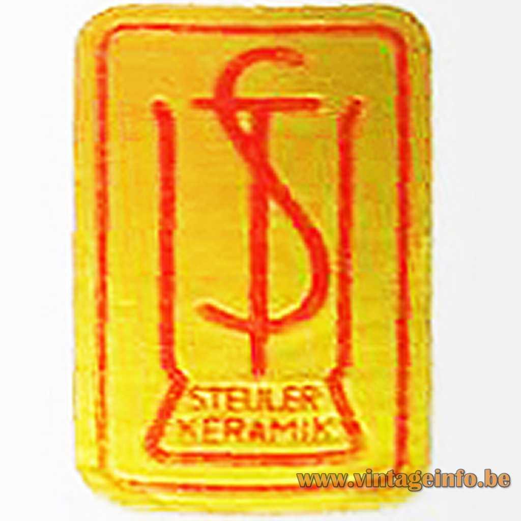 Steuler Keramik Label
