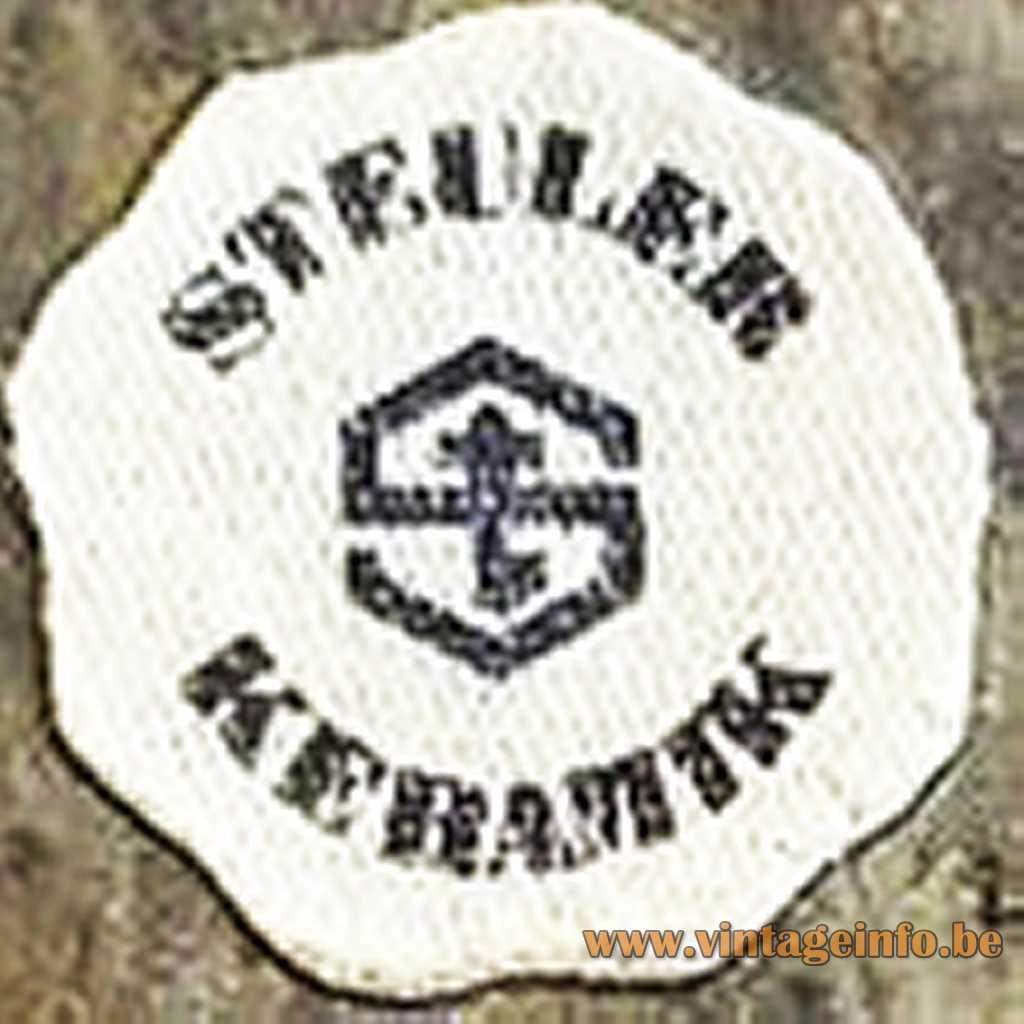 Steuler Keramik Logo Label
