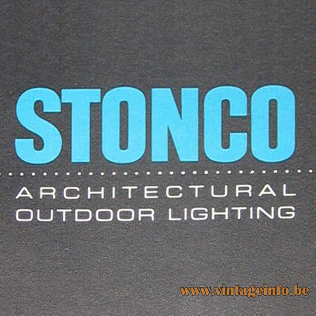 Stonco Architectural Outdoor Lighting New Jersey USA Logo