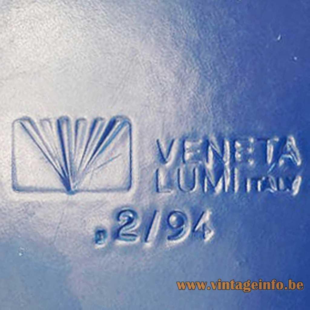 Veneta Lumi Stamped Logo