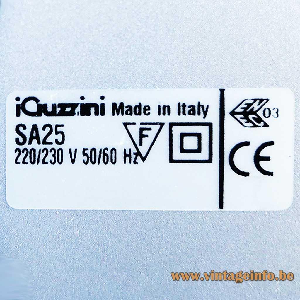 iGuzzini CE label