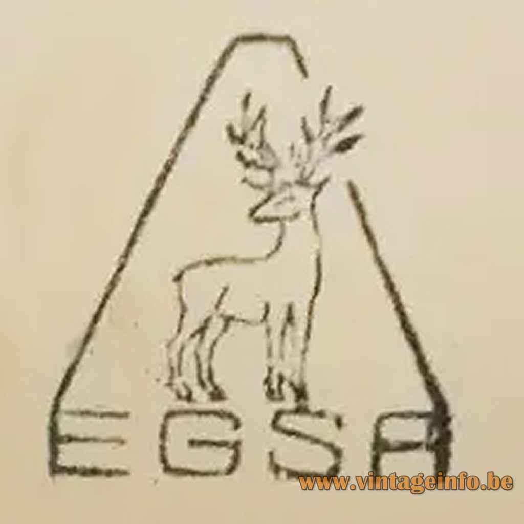 EGSA Esmaltería Guipuzcoana S.A. Spain Logo
