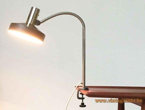 Kaiser Leuchten Desk Lamp 6857 - Clamp Lamp Version