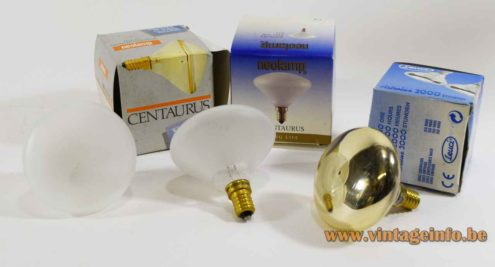 Leola Brass Flush Mount - E14 Light Bulbs Neolamp, Leuci