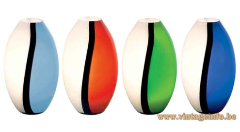 EGLO Empori Table Lamp Collection, Green, Blue, Purple, Red